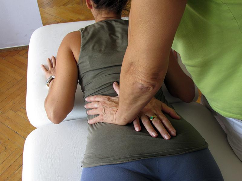 Fizio GP - Problemi kralježnice - križobolja