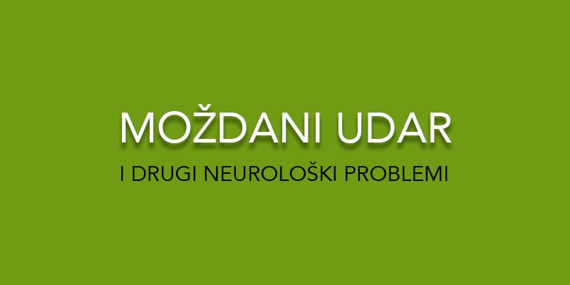 Fizio GP - fizikalna terapija - moždani udar