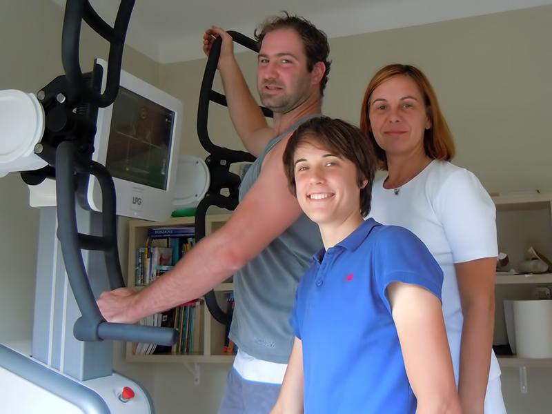 Fizio GP - ostali načini fizioterapije - Huber Motion Lab